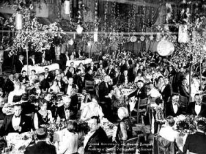 Première cérémonie des Oscars Photo anonyme (1929)