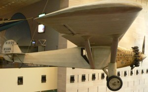 Le Spirit of St. Louis au National Air and Space Museum de Washington Photo : Raul654 (2005)