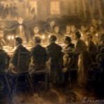 banquet_fondation_Société Saint-Jean-Baptiste_Franchère