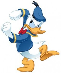 Donald Fauntleroy Duck. Source : The Disney Wiki
