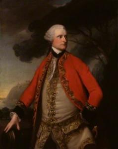 James Murray (ca 1765-1770). Huile sur toile d'un artiste inconnu Source : NPG