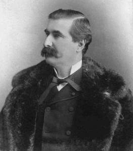 Honoré Mercier Photo : Jules-Ernest Livernois (c1880)