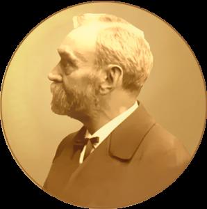Alfed Nobel vers 1896 Photo : AlphaZeta (2010)