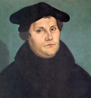 Martin Luther Portrait de C Source : Wikimedia Commons