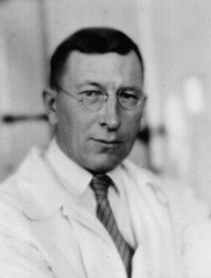 Frederick Banting Photo : Arthur S. Goss (ca1920-1925)