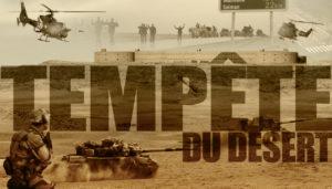 Tempête du désert Source : ecpad.fr