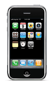 IPhone (2007) Source : Apple