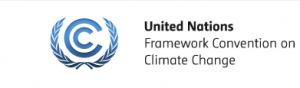 Logo de la Convention-cadre sur les changements climatiques Source : Nations Unies