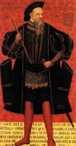 Francisco de AlmeidaToile conservée auMuseu Nacional de Arte Antiga à Lisbonne Source : Wikimedia Commons