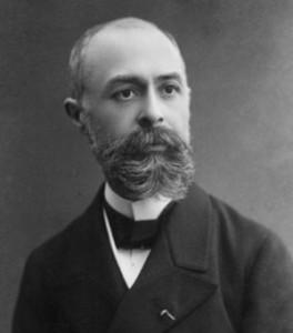 Henri Becquerel source : Wikimedia Commons