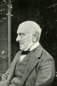 Frederick Rogers, 1er baron de Blachford Photo anonyme (XIXe siècle)