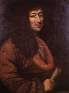 Jean Talon Huile attribuée à Claude François dit frère Luc (1671) Source : Musée des augustines de l'Hôtel-Dieu de Québec