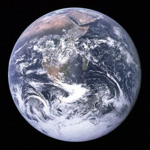 The Blue Marble Photo : Apollo XVII (1972) Source : NASA