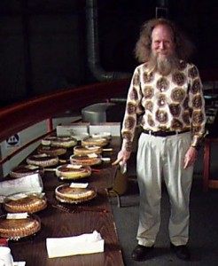 Larry Shaw à l'Exploratorium de San Francisco Photo : Ronhip (2007)