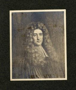 Michel Bégon de la Picardière Portrait anonyme Source : BANQ