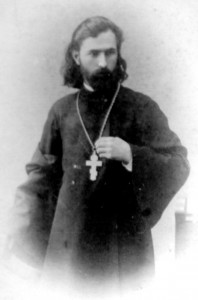 Le pope Gueorgui Apollonovitch Gapone Photo anonyme (ca1900) Source : Wikimedia Commons