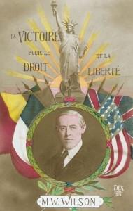 W. Wilson, président de 1912 à 1920 (Photo : Archives Larousse)