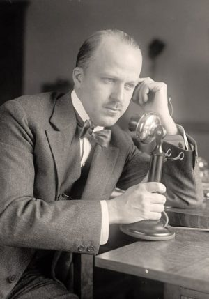 Walter Sherman Gifford Photo : Harris & Ewing (ca1914-1918)