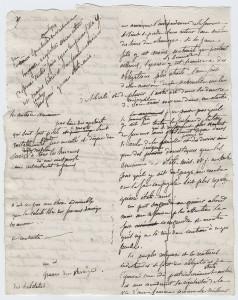 Tocqueville_manuscrit