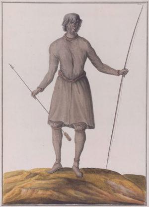 Nouvelle-France_4_3_Esclave-des-Indiens-Renards-ou-esclave-Népissingué