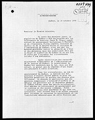 1970_Bourrassa demande la loi des mesures de guerre-1