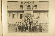 L'inauguration de l'École d'agriculture d'Oka Photo anonyme parue dans Le Monde illustré (1896) Source : BANQ
