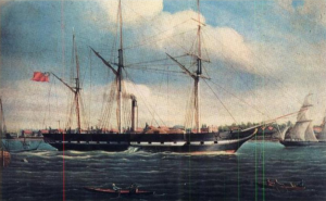 SS_Royal_William_1834_painting